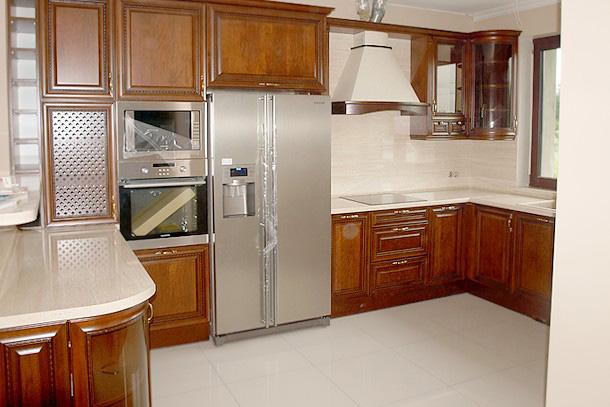 Galeria  kuchnie klasyczne  Malub  meble kuchenne   -> Kuchnie Drewniane Klasyczne