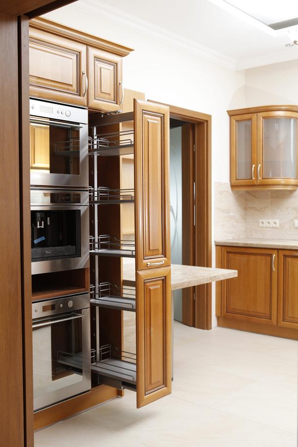 Galeria  kuchnie klasyczne  Malub  meble kuchenne   -> Kuchnie Klasyczne Szare